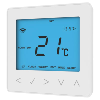 Heat Mat Smart 16A WiFi Compatible Thermostat/Timer