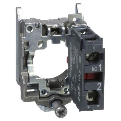 Schneider Push Button Body 1 NC Contact