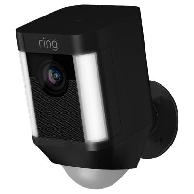 Ring Spot Light Smart Camera - Black