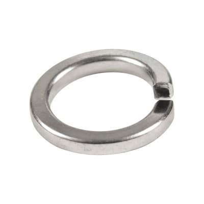 Spring Washer - M12 - Zinc Plated - Pack 10