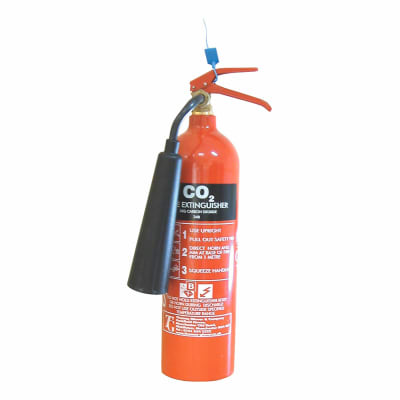 CO2 Fire Control Extinguisher - 2kg