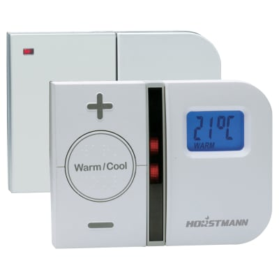 Horstmann ThermoPlus AS2-RF Wireless Programmable Room Thermostat