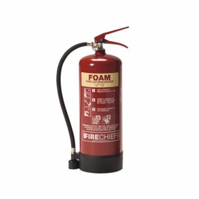 Foam Fire Extinguisher - 6 Litre
