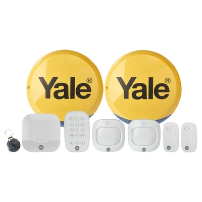Yale Sync Smart Home Alarm - Family Kit Plus - IA-330