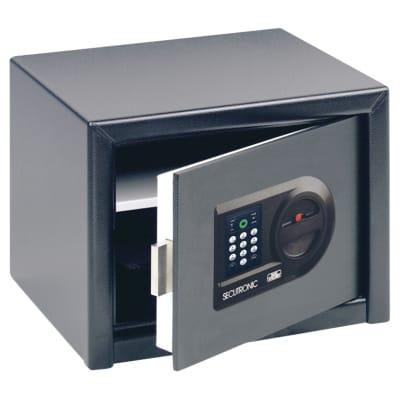 Burg Wachter H 3 E HomeSafe Electronic Safe - 257 x 347 x 298mm - Black
