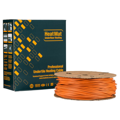 Heat Mat 855W Undertile Heating Cable - 3mm