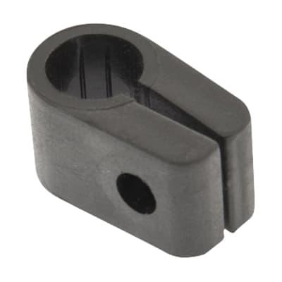 Unicrimp Cable Cleat - 7.6mm - Black