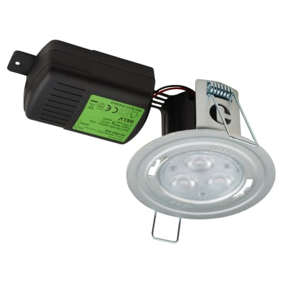 Halers H2 PRO 550 LED Downlight 70° - Dimmable - IP65 - Neutral White