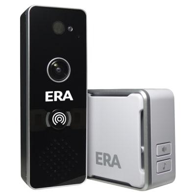 ERA DoorCam Smart Video Doorbell - Black