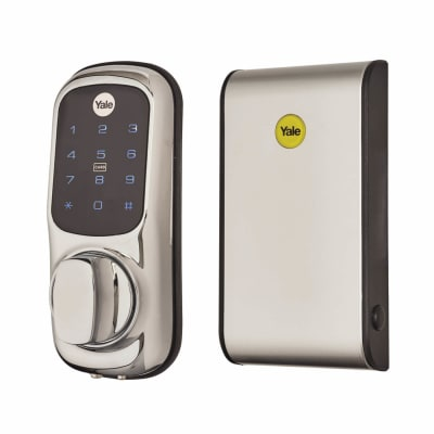 Yale Keyless Connected Ready Smart Lock - No Module - Chrome YD-01-CON-NOMOD-CH