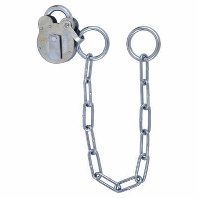 FB1 Padlock and Chain - 50mm