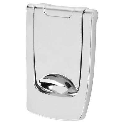 Hoppe Designer Door Knocker - 110 x 74mm - Polished Chrome