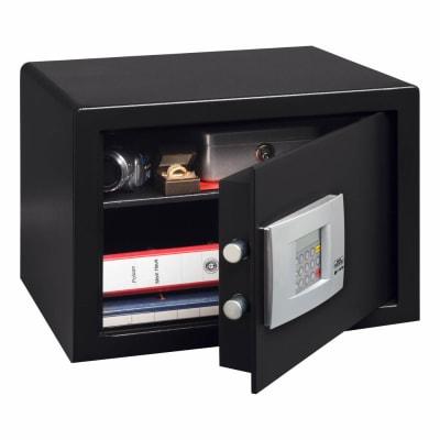 Burg Wachter Pointsafe Electronic Safe - 320 x 442 x 350mm - Black