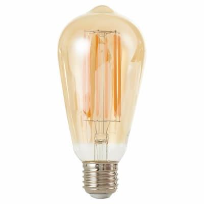 6W LED Vintage Lamp - E27 - Tinted