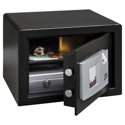Burg Wachter P 2 E FS PointSafe Electronic Biometric Safe - 255 x 350 x 300mm - Black