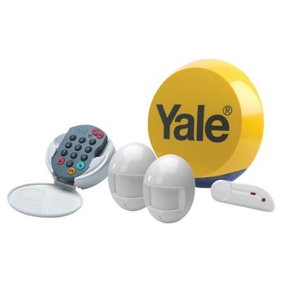 Yale Essentials Alarm - Keypad Operated - YES-ALARMKIT