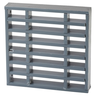 Norseal 60-Minute Intumescent Air Transfer Vent - 150 x 150mm