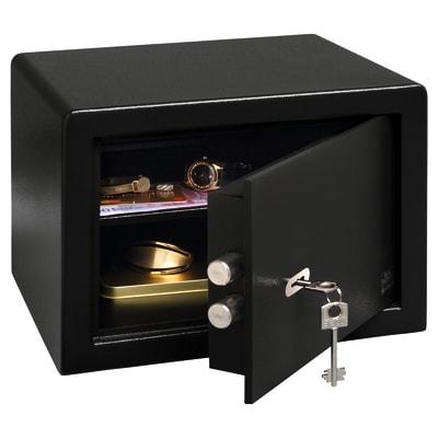 Burg Wachter P 2 S PointSafe Key Operated Safe - 255 x 350 x 300mm - Black