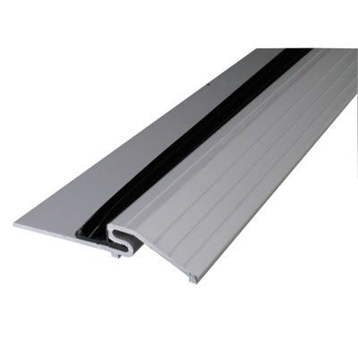 Norsound 650 Threshold Seal - 2100mm - Satin Anodised Aluminium