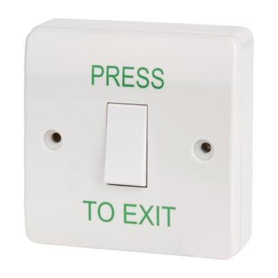 Egress Button - 85 x 85mm