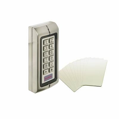 Deedlock APX-16 Vandal Resistant Keypad with Proximity Reader