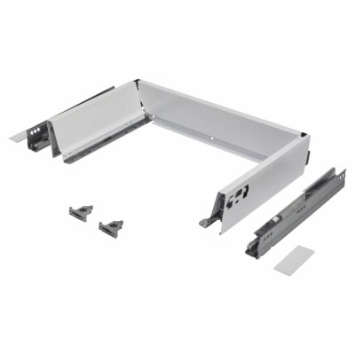 Blum TANDEMBOX ANTARO Drawer Pack - BLUMOTION Soft Close - (H) 84mm x (D) 350mm x (W) 500mm - White