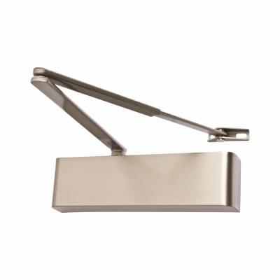 Arrone AR5500 Door Closer - Satin Stainless Steel Arm/Cover