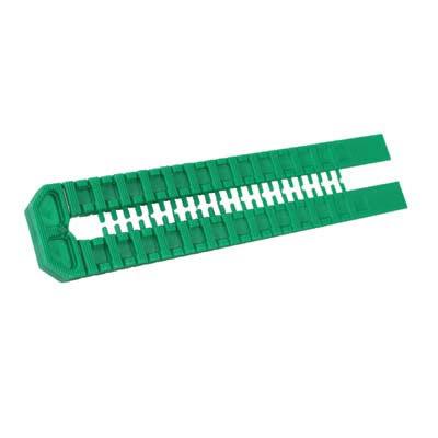 Green Wedge - 195 x 41mm - Pack 50