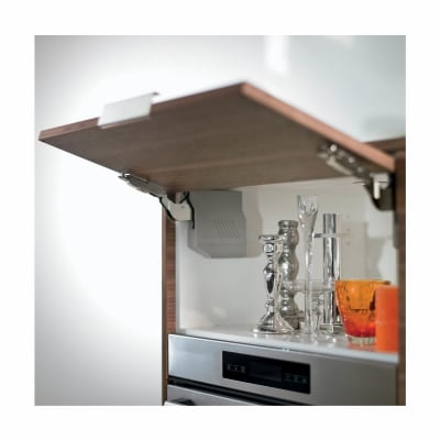 Blum AVENTOS HK-S - Cabinet Door Lift Mechanism - Small/Medium - Power Factor (LF) 960 - 2215