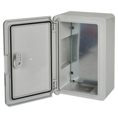 Hylec Door Enclosure - 800 x 600 x D 260mm Blank Door - IP65