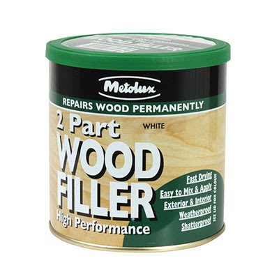 Timbafil 2 Part Styrene Free Wood Filler - 770ml - Redwood