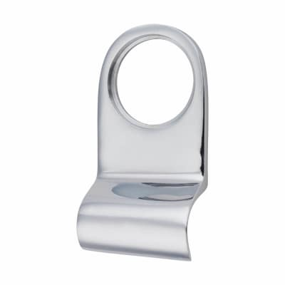 Altro Cylinder Pull - 78 x 41mm - Polished Chrome