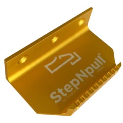 StepNpull Hands Free Foot Operated Door Opener - Gold