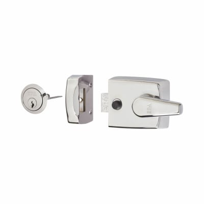 ERA Replacement Nightlatch - 60mm Backset - Chrome