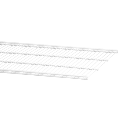 elfa Ventilated Shelf - 450 x 405mm - White