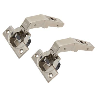 Blum CLIP Top Soft Close Blind Corner Cabinet Hinge - 95 Degree - Inset - Pair