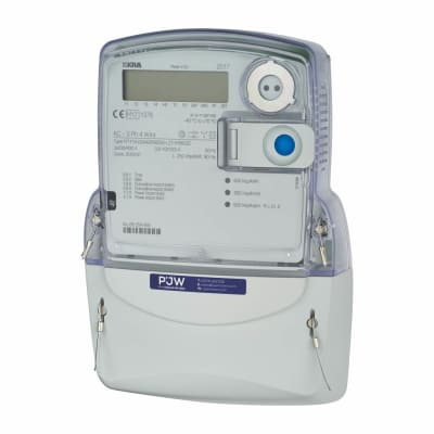120A 3 Phase Digital Check Meter