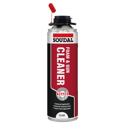 Soudal Gun and Foam Cleaner - 500ml