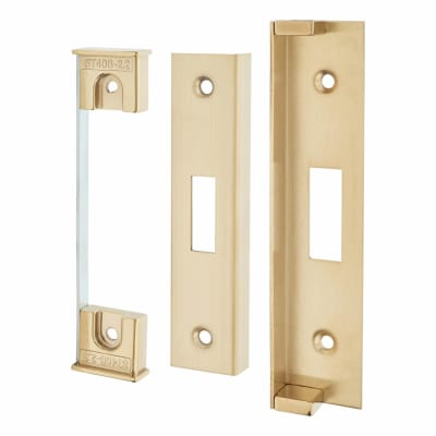 Rebate Kit for Altro 3 and 5 Lever Deadlock - PVD Brass