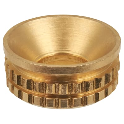 Inset Cup - Suit No. 8 - Brass - Pack 100