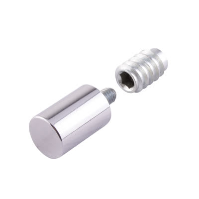Rola Removable Egress Stop - Polished Chrome - Pack 2