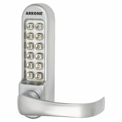 Arrone AR/D-515 Panic Access Lock - Matt Chrome