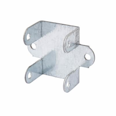 Easy Use Fence Panel Clip - Galvanised - 32mm