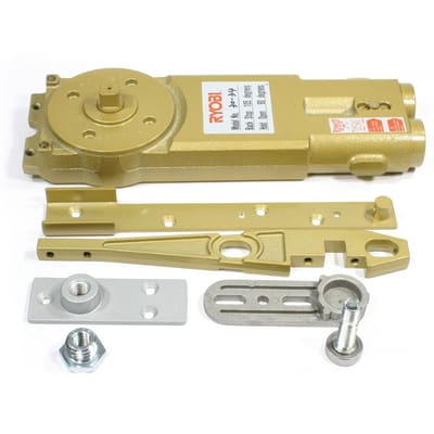 Ryobi Transom Door Closer - 90 Degree - Hold Open