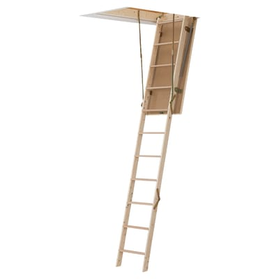 Abru Timber Loft Ladder