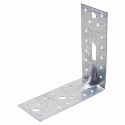 Simpson Strong Tie Large Reinforced Angle Bracket - 150 x 150 x 65mm