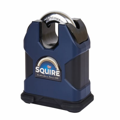 Squire Stronghold SS80 Closed Shackle Padlock - 80mm