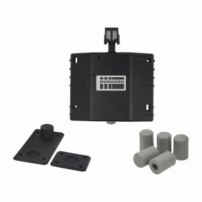 Dorgard - Black with Spare Ferrules and Floor Plates