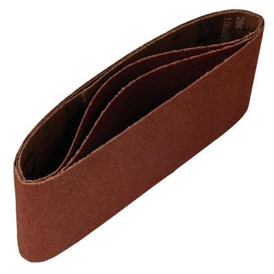Mirka Hiolit X Portable Belts - 100 x 610mm - Grit 180 - Pack 10