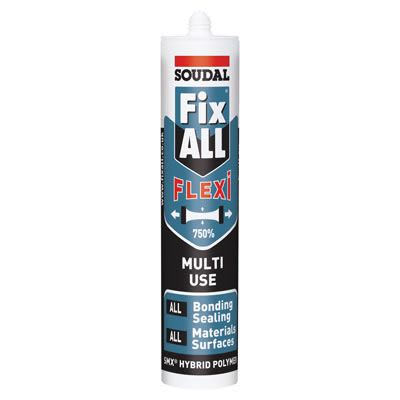 Soudal Fix All Flexi - 290ml - Black